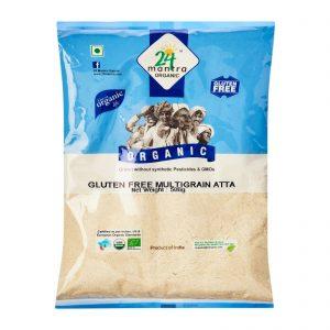24 Mantra Gluten Free Multigrain Flour-1 kg