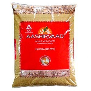 AASHIRVAAD ATTA ITC 5 KG