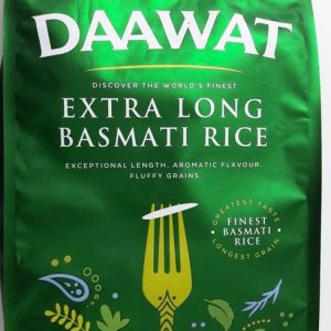 DAWAT EXTRA LONG BASMATI 10 KG