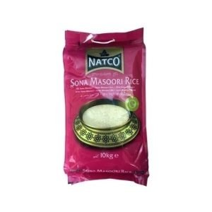 Sona Masuri Rice Natco 2KG