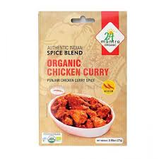 24 Mantra Chicken Curry