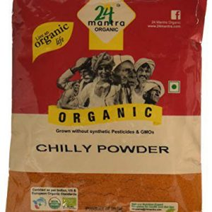 24 Mantra Chilli Powder 100G