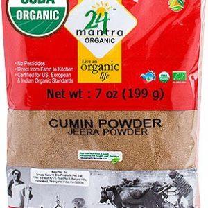 24 Mantra Cummin Powder 100G