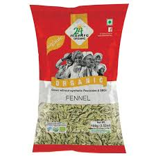 24 Mantra Fennel 100G