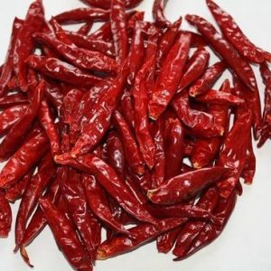Chilli Whole Stemless200g