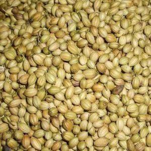 Dhania Whole ( Corriander seeds) (INDORI) 250G