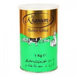 Khannum Pure Butter Ghee 1KG