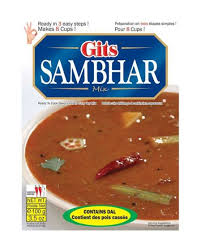 Gits Sambar Mix 100 g