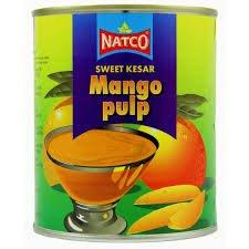 Mango Pulp Alphonso 450 g