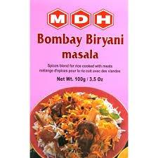 MDH Bombay Biryani 100G