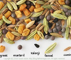 Panchpuran (5 Whole Spice) Mix 100g