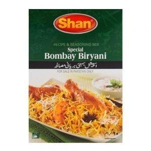 SHAN BOMBAY BIRYANI 50G