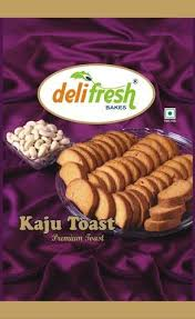 Delifresh Kaju Toast 250g
