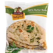 Bombay Walla Garlic Naan