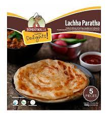Bombay Walla Lachha Paratha