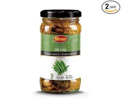 Shan Chilli Pickle 300 G