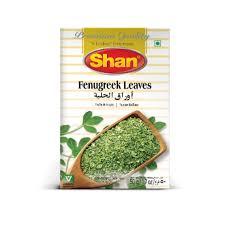Shan Fenugreek Leaves (Kasoori Methi) 50g