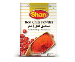 Shan Red chilli powder 1 Kg