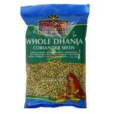 TRS Whole Dhania Coriander seeds 100gm
