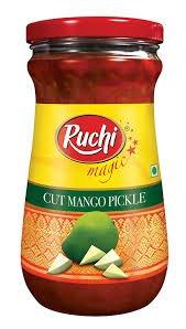 Ruchi Cut Mango Pickle 300 G