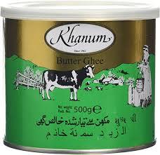 Khannum Pure Butter Ghee 2Kg