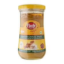 Ruchi Ginger Garlic Past 300 G
