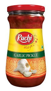Ruchi Garlic Pickle 300 G