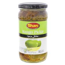 Shan Mango Pickle 300 G
