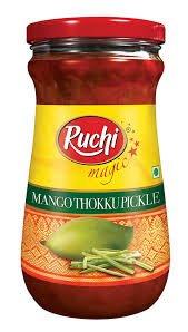 Ruchi Mango Thokku Pickle 300 G