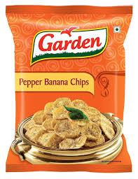 Garden Pepper Banana Chips 110 G