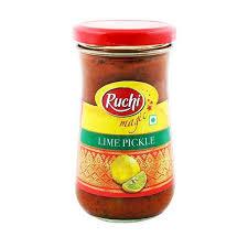 Ruchi Lime Tit Bits Pickle 300g