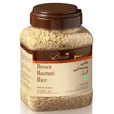 Banno brown basmati rice 1Kg