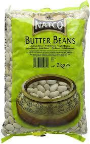 Natco Butter Beans 500 g