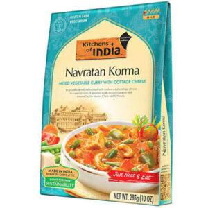 Kitchens of India NAVRATAN KORMA  285g