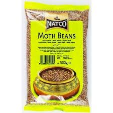 Natco Moth Beans 500 g