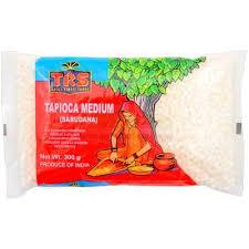 TRS Tapioca medium Sagoo Seeds (Sabudana) 300G
