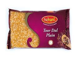 Schani toor dal plain 1 kg