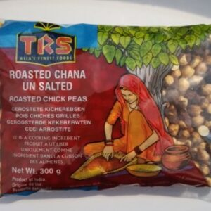 ROASTED CHANA LARGE (Roasted Chick Peas with husk) 300g