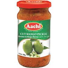 Aachi Cut Mango Pickle 300g