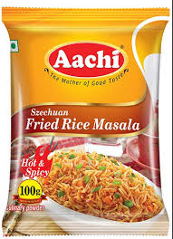 Aachi Szechuan Fried Rice Masala 50g