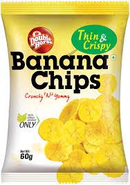 Double horse banana chips