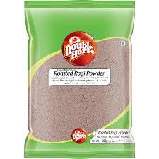 Double horse raggi flour 500g