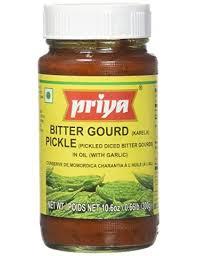 Priya Bitter Gourd ( Karela) Pickle 300g