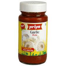 Priya Garlic Pickle 300g
