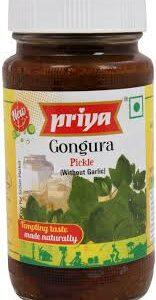 Priya Gongura Pickle 300g
