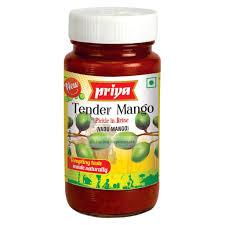 Priya Tender Mango Pickle 300g