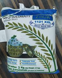 Zauk Basmati Rice  2kg