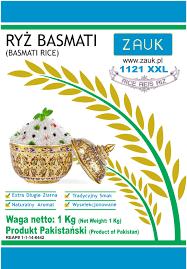 Zauk Basmati Rice 5 kg