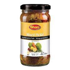 Shan Mixed Pickle 300 g