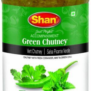 Shan Green Chutney 315 g